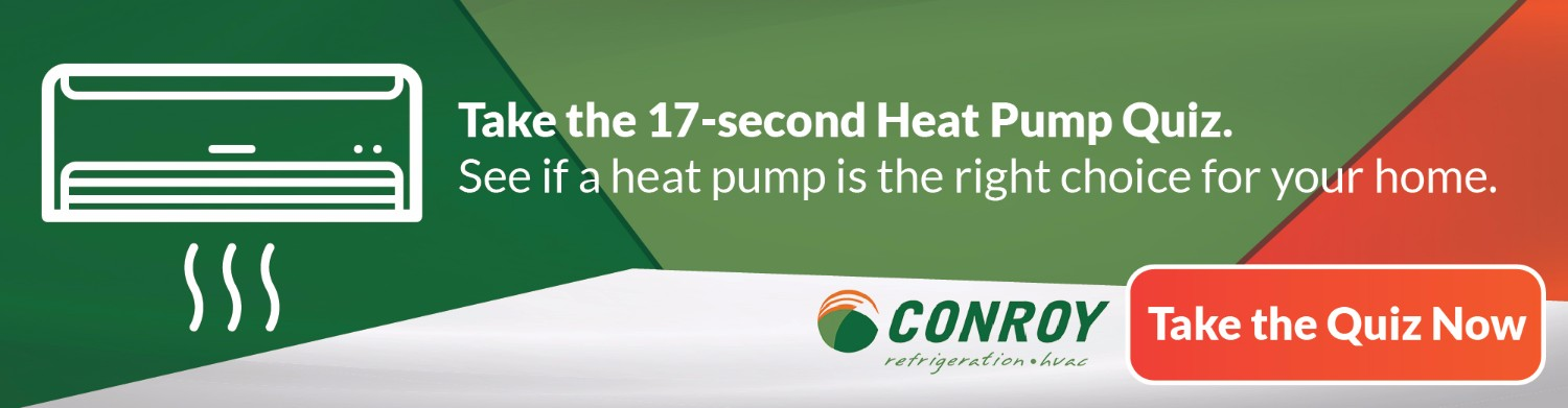 Take the Heat Pump Quiz - Conroy Refrigeration
